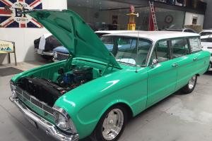 Ford XM Station Wagon V8 1964 Immaculate Unbelievable Condition