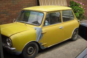 Mini Leyland 73 Model Barn Find in VIC