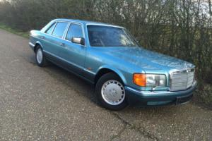 Mercedes-Benz 560 5.5 auto SEL, 51K Only.