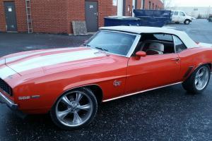 Chevrolet: Camaro SS