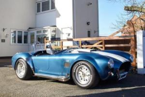 AC COBRA MKIV Lightweight by AK Autokraft, Blue, Manual, Petrol, 1991