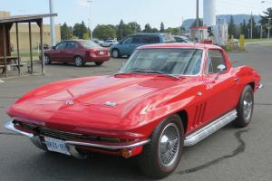 Chevrolet: Corvette Sting Ray