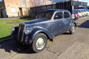 Lancia Aprilia | RHD | Rare Vehicle | 1939 Pre War Classic | Mille Miglia for Sale