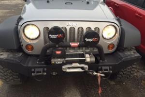 Jeep: Wrangler Rubicon Sport Utility 2-Door