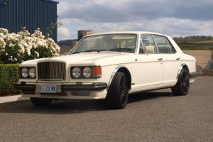 Bentley Turbo R in TAS