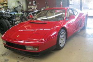 Ferrari: Testarossa 5 Speed