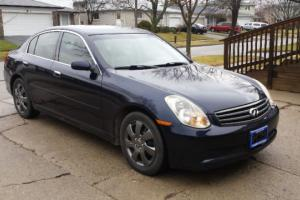 Infiniti: G35 G35x, AUTO, ALL WHEEL DRIVE LUXURY, 108,000 MILES!