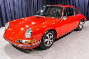 Porsche: 911 T