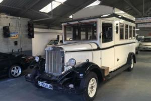 ASQUITH MASCOT * VINTAGE WEDDING BUS * 9 SEATER * IN UK STOCK AND REGISTERED Photo