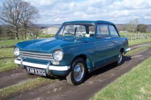 1969 Triumph Herald 13/60,fully restored to show standard some years ago.