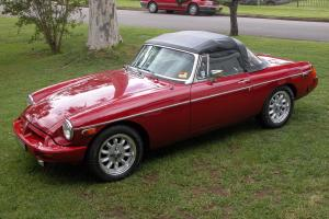MGB 1977 Roadster FOR Sale in NSW