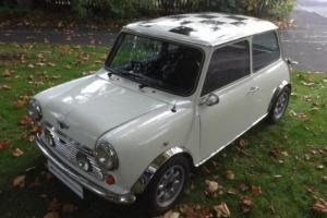 Austin Mini - Italian job custom - 1380cc