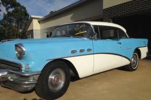 1956 Buick 2 Door