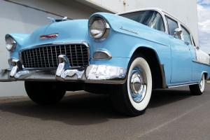 Chevrolet 1955 1956 1957 Belair 210 150 Rare OLD Classic V8 in VIC