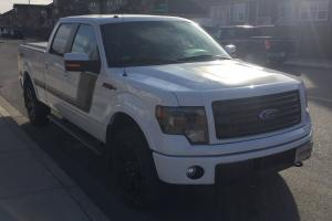 Ford: F-150 FX4