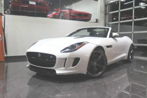 Jaguar: F-Type S Convertible 2-Door