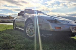 Nissan: 300ZX Silver