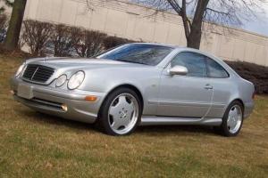 Mercedes-Benz: CLK-Class CLK430