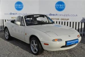 Mazda MX-5 1.8 i Harvard Limited Edition 2dr Photo
