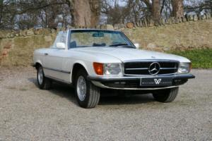 Mercedes-Benz 350 SL R107 V8 Soft Top 1 Owner 55,000 Miles Outstanding Condition