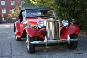 MG TD 1250cc LHD all original collector quality condition