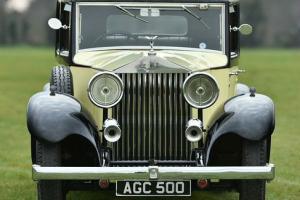 1933 Rolls Royce 20/25 Park Ward Four Light Limousine