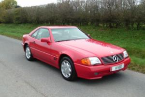 1993 MERCEDES-BENZ 300 SL 3.0 AUTO, BEAUTIFUL CONDITION
