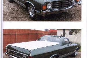 Chevrolet: El Camino Custom