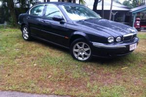 Jaguar X Type SE 2002 4D Sedan Automatic 2 1L Multi Point F INJ 5 Seats in QLD Photo