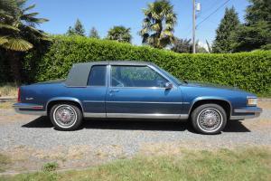 Cadillac: DeVille Coupe Deville Cabriolet
