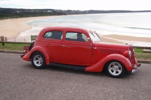 35 Ford Slant Back in VIC