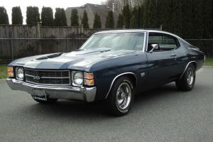 Chevrolet: Chevelle SS