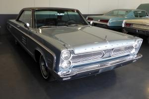 1966 Plymouth Sports Fury Original 440V8 360HP Automatic P Steering P Brakes