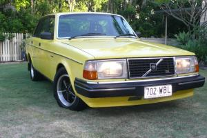 Volvo 244 Turbo in QLD Photo
