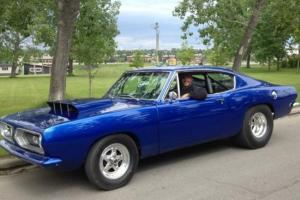 Plymouth: Barracuda FAST BACK