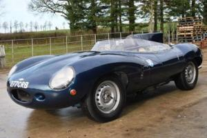 1976 Jaguar D-Type Replica