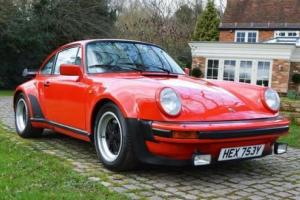 1982 Porsche 911/930 Turbo Coupé Photo
