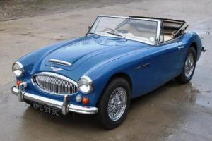 1965 Austin-Healey 3000 Mk. III BJ8 Photo