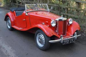 1953 MG TDC (Competition) Mk. II