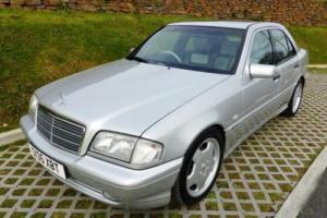 1998 Mercedes-Benz C 43 AMG Photo