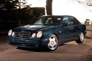 1997 Mercedes-Benz E50 AMG