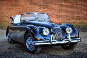1960 Jaguar XK150SE Drophead Coupé