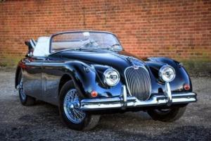 1960 Jaguar XK150SE Drophead Coupé Photo