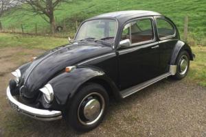 1968 Volkswagen Beetle Photo