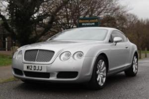 2004 Bentley Continental GT Photo