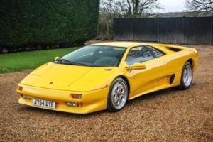 1991 Lamborghini Diablo Photo