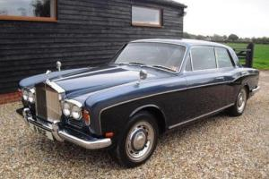1970 Rolls-Royce Silver Shadow Two-Door by Mulliner Park Ward