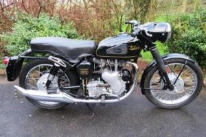 1965 Velocette Venom to 350cc Viper Specification Photo
