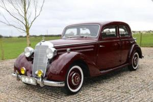 1951 Mercedes-Benz 170 S Photo