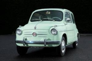 1960 Fiat 600 D